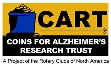 CART: Coins for Alzheimer's Research Trust
